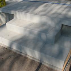 Porch-new steps