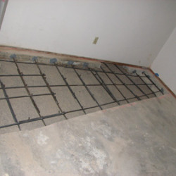 Slab-ready for concrete also
